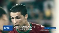 WOWOWのCM「UEFA EURO 2016 インタビュー」篇