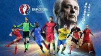 WOWOWの『UEFA EURO 2016』ポスター