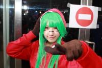 【ニコニコ超会議2016】コスプレイヤー 遊月さん @YuRa_galaxxxy