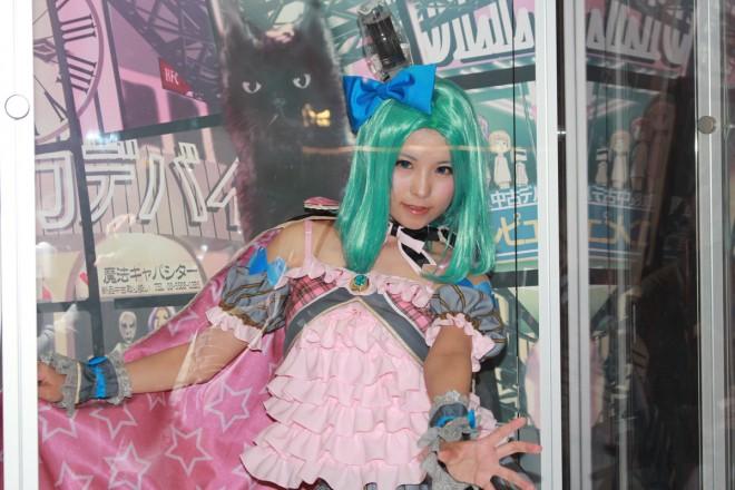 【ニコニコ超会議2016】コスプレイヤー なぎささん @nagi_MK02
