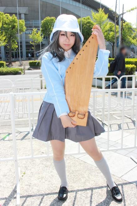 【ニコニコ超会議2016】コスプレイヤー ミカさん @MIKA1529