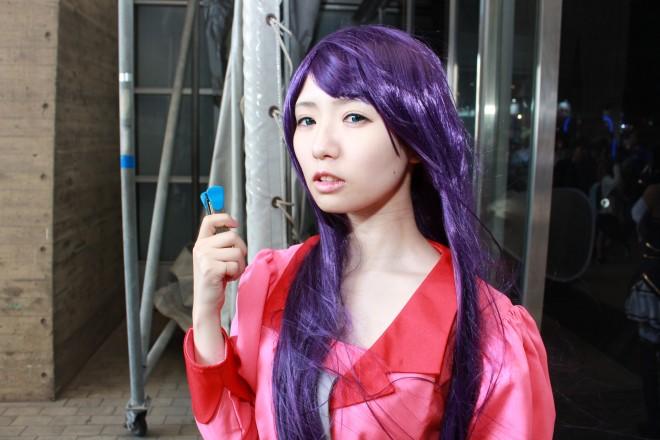 【ニコニコ超会議2016】コスプレイヤー 桜井かおるさん @skrikaoru