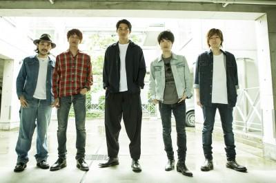 (左から)対馬祥太郎、古村大介、東出昌大、光村龍哉、坂倉心悟