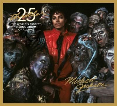マイケル・ジャクソン『スリラー 25周年記念リミテッド・エディション』