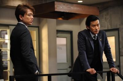 ドラマ『グッドパートナー 無敵の弁護士』場面カット(C)テレビ朝日