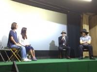 風評被害に苦しむ別府の映画館でトークショーを開催