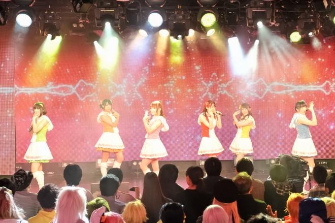 【世界コスプレサミット2016大発表会】アイドルユニット・A応P