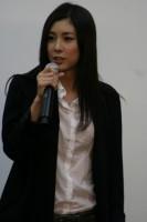 ドラマ『ストロベリーナイト』の全話一挙上映試写会に登場した主演の竹内結子 (C)ORICON DD inc.