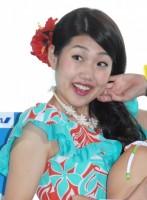 よしもと女芸人『ANA沖縄キャンペーンガール』発表会見に出席した横澤夏子 (C)ORICON NewS inc.