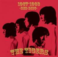 ザ・タイガース前期の代表曲20曲を収録したベスト盤『THE TIGERS 1967-1968 RED DISC』