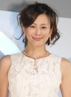 『SENSATION』日本初開催プレスカンファレンスに登場した米倉涼子 (C)ORICON NewS inc.