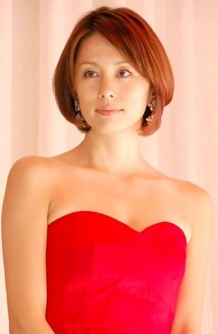 『アニヴェルセル カフェ&レストラン』リニューアルオープン記念イベントに出席した米倉涼子 (C)ORICON NewS inc.