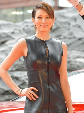 2014 VOGUE JAPAN Women of the Year&VOGUE JAPAN Women of Our Time』受賞記者会見に登場した米倉涼子 (C)ORICON NewS inc.