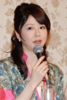 MBS・TBS系昼ドラ『おちゃべり』の製作発表会見に出席した堀内敬子  (C)ORICON DD inc.