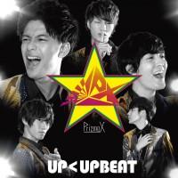 PrizmaX_「UP<BEAT」(ディスコ盤)