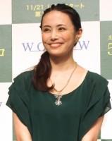 WOWOWの連続ドラマW『5人のジュンコ』完成披露試写会に出席したミムラ (C)ORICON NewS inc.