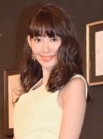 アートパフォーマンスショー『ペインターズHERO』の公開ゲネプロに登場した小嶋陽菜 (C)ORICON NewS inc.