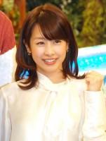 加藤綾子アナウンサー (C)ORICON NewS inc.