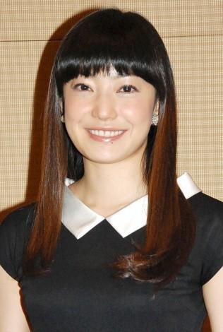 『べっぴんさん』でヒロインの母親を演じる菅野美穂 (C)ORICON NewS inc.