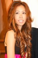 DVD『あいのり ラブワゴンが出会った愛〜ヒデが旅した1年半〜』発売記念イベントに登場した、おーせ (C)ORICON DD inc.