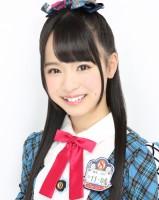 『第8回AKB48選抜総選挙』速報 第21位 倉野尾成美(AKB48 Team 8) 9,349票