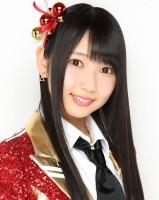 『第8回AKB48選抜総選挙』速報 第25位 井上由莉耶(HKT48 Team H) 8,709票