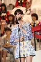 5位 柏木由紀(AKB48 Team B/NGT48 Team NIII兼任)