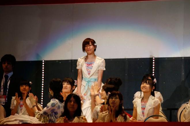 7位 須田亜香里(SKE48 Team E)