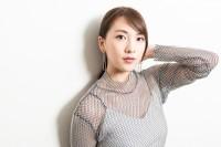 知英 『片想いスパイラル』インタビュー(写真:鈴木一なり)