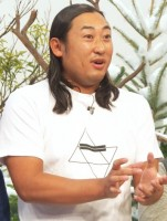 NHKで『七人のコント侍』の第13期メンバー披露会見に出席したロバート・秋山竜次 (C)ORICON NewS inc.
