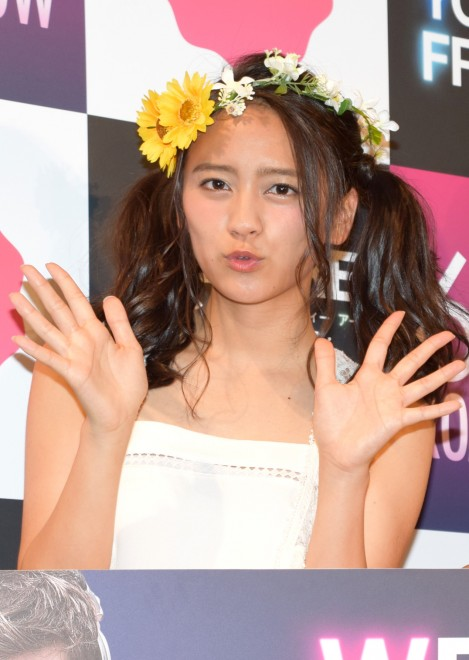 岡田結実(C)ORICON NewS inc.