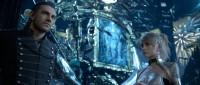 綾野剛が声を演じたニックスと忽那汐里が声を演じたルナフレーナ(C)2016 SQUARE ENIX CO., LTD. All Rights Reserved.
