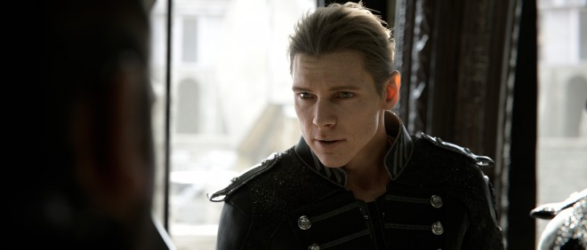 『KINGSGLAIVE FINAL FANTASY XV』劇中カット(C)2016 SQUARE ENIX CO., LTD. All Rights Reserved.
