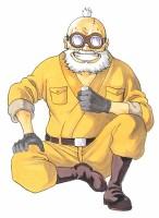 銀時が頼りにするからくり堂の店主・平賀源外をムロツヨシ