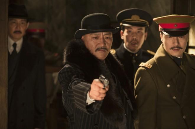 『暗殺』劇中カット
