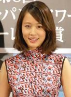 第8回『DEGジャパン・アワード/ブルーレイ大賞』授賞式 に出席した前田敦子(C)ORICON NewS inc.