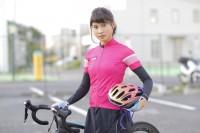クランクインに向けて自転車練習に励む土屋太鳳