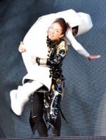 『アリエール サイエンスプラス イオンパワージェル』の発売記念イベントに出席した浜口京子 (C)ORICON NewS inc.