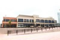 桟橋の複合施設ケーズハーバー