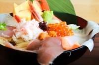 シーフードレストラン「PIER-01」の海鮮丼