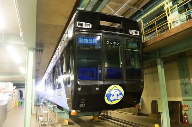 千葉都市モノレール車両基地