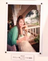 """2006年、デビュー当時の佐々木希=富士フイルム『""""PHOTO IS""""想いをつなぐ。30,000人の写真展』記者発表会 (C)ORICON NewS inc."""