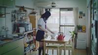 WEBムービー『侍ドローン猫アイドル神業ピタゴラ閲覧注意爆速すぎる女子高生』シーンカット