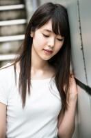 """""""透明感""""美少女・唐田えりかインタビュー(写真:鈴木一なり)"""