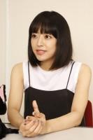 井上真央インタビュー撮り下ろしカット(写真:逢坂 聡)