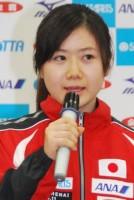 「リオ五輪」でメダル獲得を期待する日本代表選手ランキング 6位の福原愛選手(卓球 女子個人・団体)