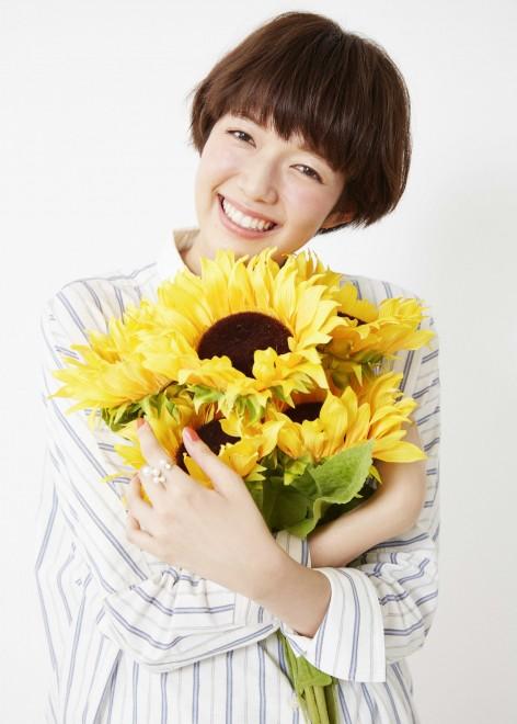 佐藤栞里 写真/古謝知幸(ピースモンキー)