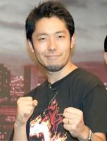 「Netflix日本上陸記念『デアデビル」日本最速上映イベント」に登場した中田敦彦