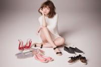 「titivate(ティティベイト)」の2014年春夏イメージモデルの紗栄子