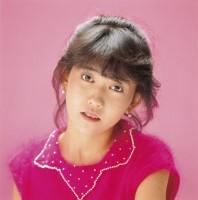 デビューして間もない頃の松本伊代(1983年)